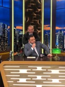Ο Κωστόπουλος στο 2night show
