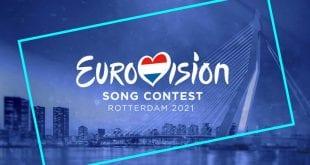 Eurovision 2021: Στην Ελλάδα για την ηχογράφηση του τραγουδιού της