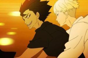 Αφίσα από το anime στο Netflix, Devilman Crybaby