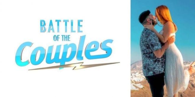 Σε κολάζ το Battle of Couples και το δεύτερο ζευγάρι του ριάλιτι