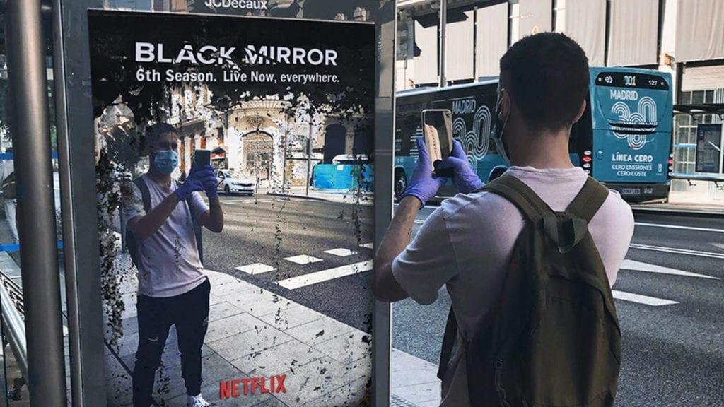 Το Black Mirror μια από τις πιο δημοφιλείς σειρές επιστημονικής φαντασίας του Netflix