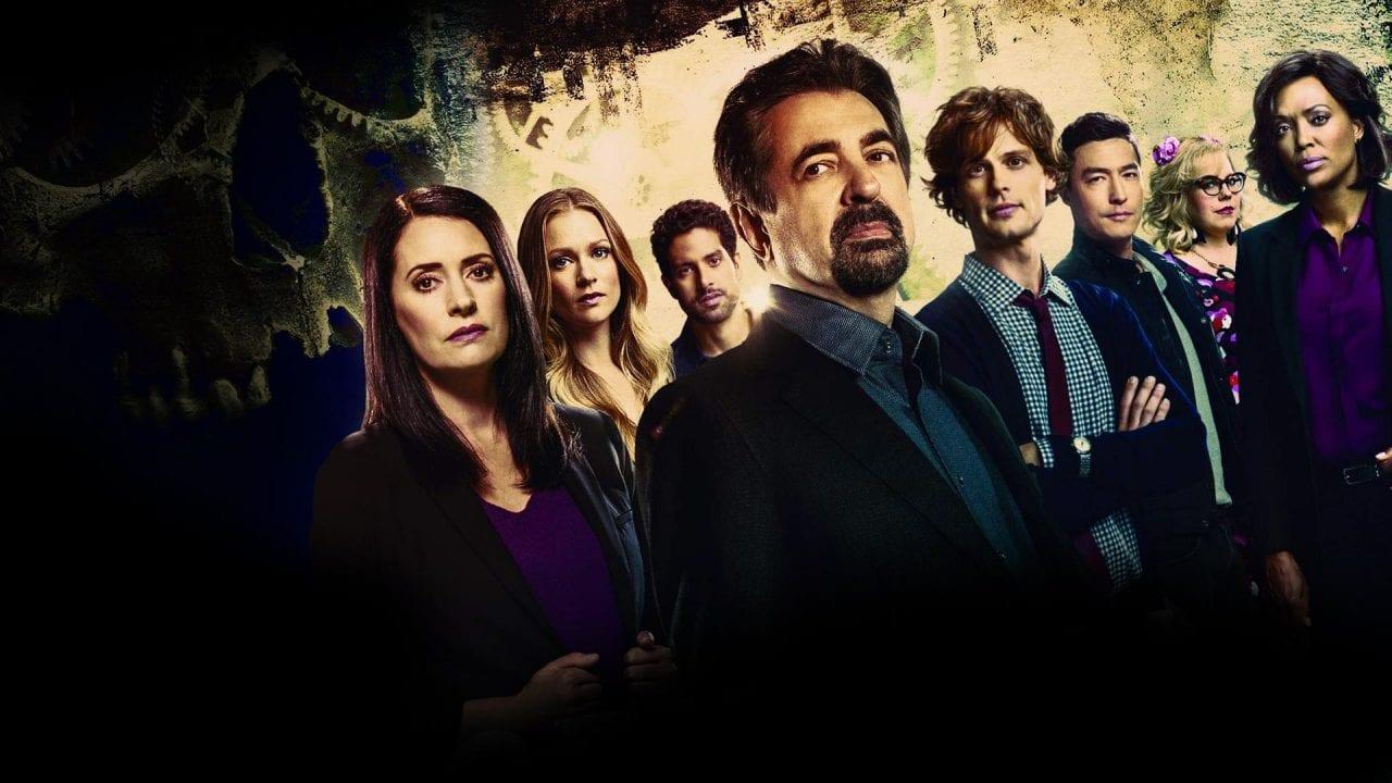ο 15ος κυκλος του Criminal Minds στο ΟPEN