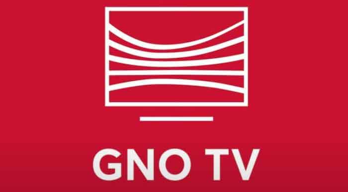 GNO TV νέο κανάλι - logotypo