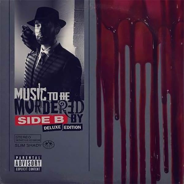 music video clip Eminem Higher απο το αλμπουμ Music to be murdered by