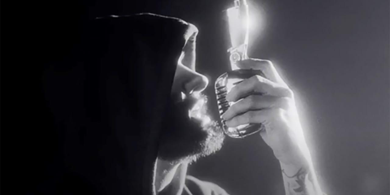 music video clip Eminem Higher
