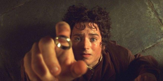 σε εικόνα ο Frodo από το Lord of the rings