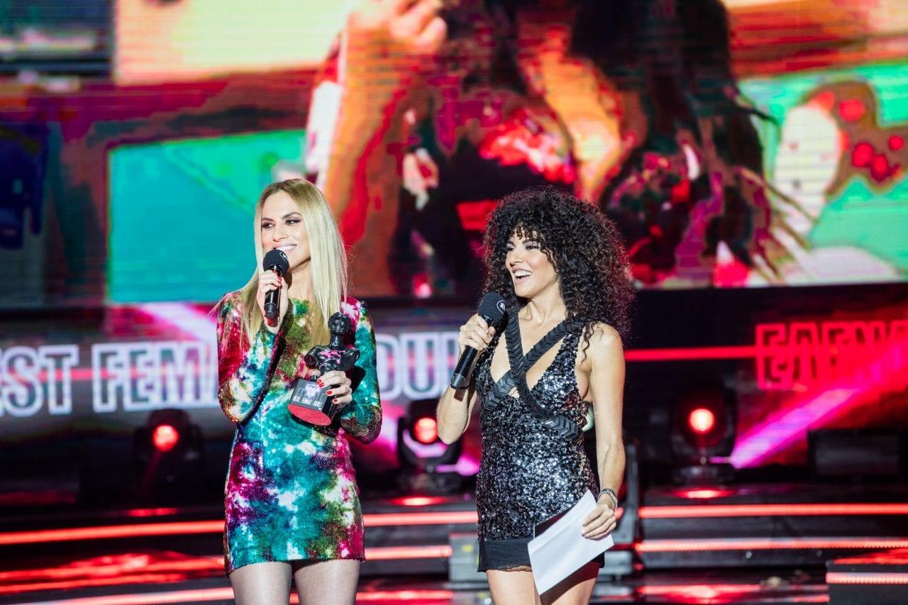 Mad VMA 2020 2 Ιανουαρίου MEGA με την Μαρια Σολωμού και Ντορετα Παπαδημητριου