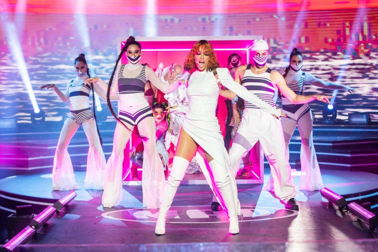 Mad VMA 2020 στις 2 Ιανουαρίου στο MEGA με την Ελενη Φουρεϊρα