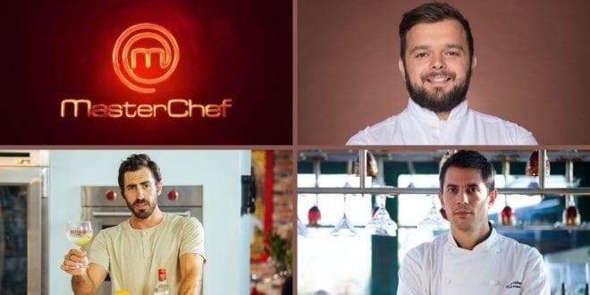 Οι 3 νέοι άντρες στο MasterChef 5 που θα έχουν νέους ρόλους