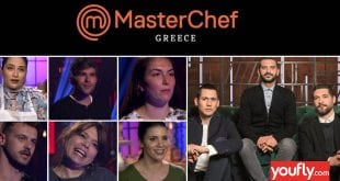 MasterChef 5 έξι παίκτες