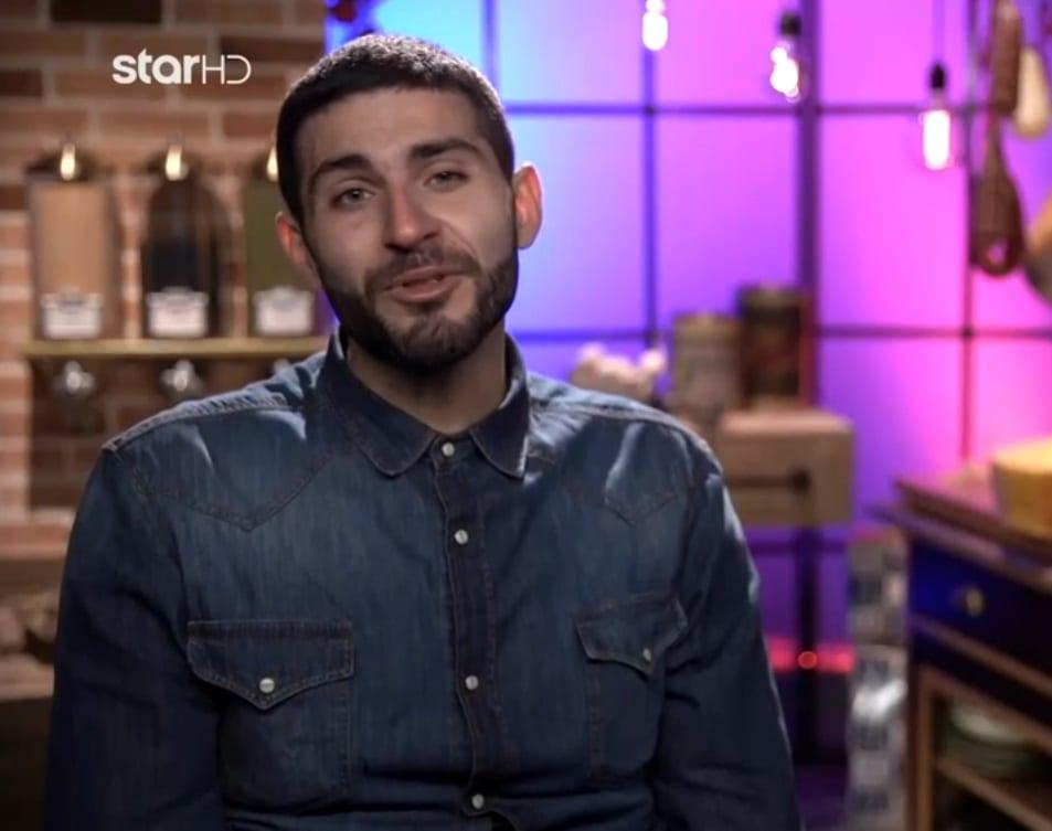 MasterChef 5: Ο Σέροπ από την Αρμενία πέρασε στα bootcamp