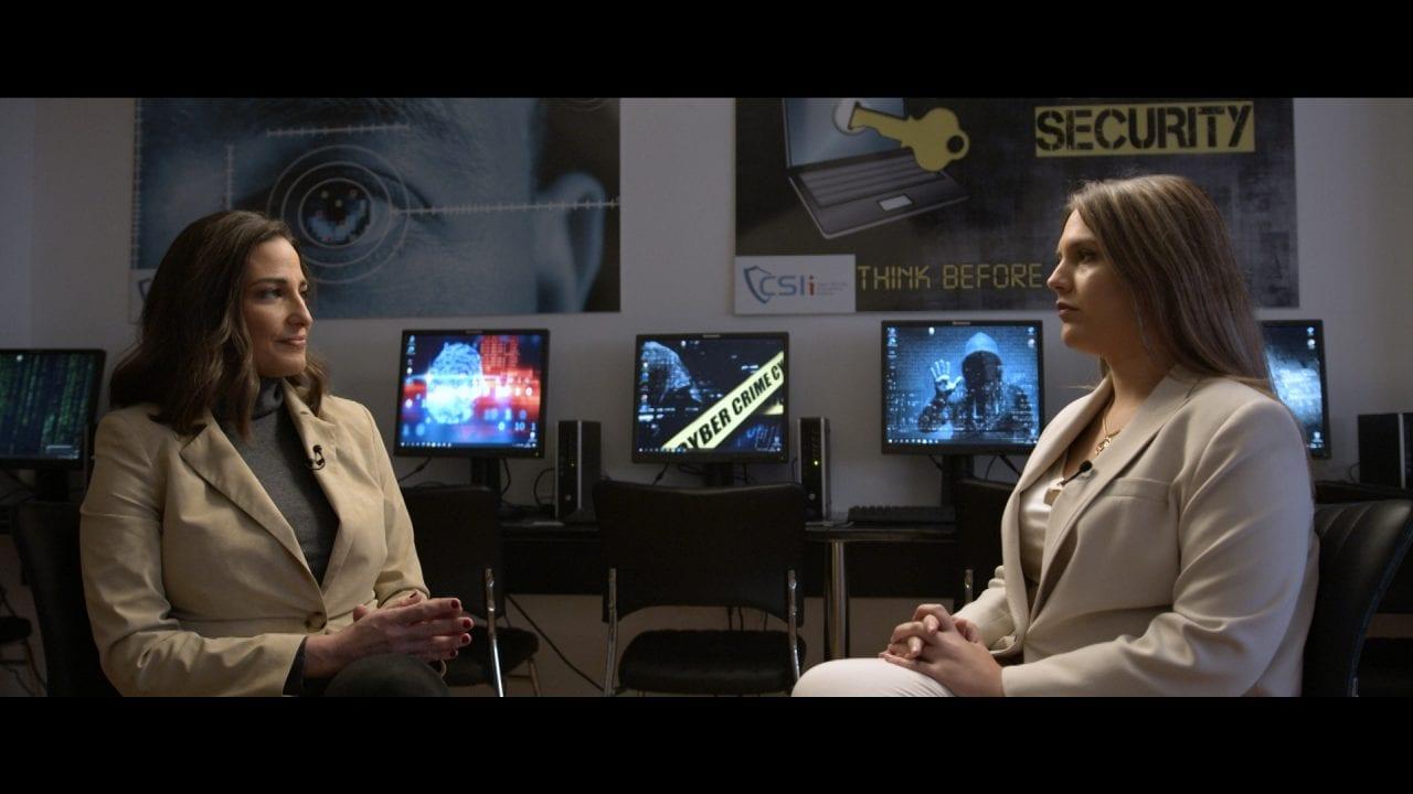 Mega Storiesμε θεμα τα Deep Fake videos - Η ΔΩρα Αναγνωστοπουλου μιλά με την Κέλλυ Ιωάννου