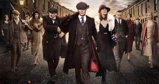 Αφίσα από τη σεζόν 6 του Peaky Blinders