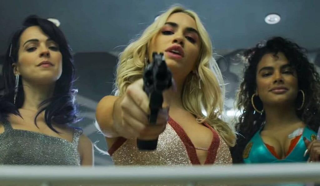 η νέα ισπανική σειρά Sky Rojo του Netflix κανει πρεμιερα τον Μάρτιο