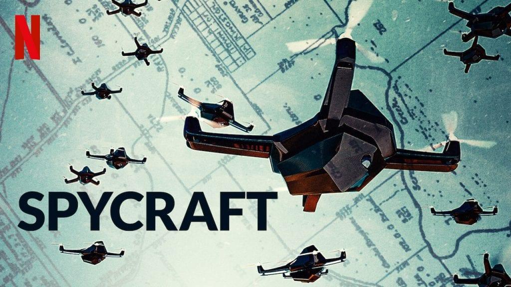 Το Skycraft είναι μια σειρά κατασκοπείας του Netflix