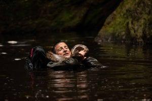 Φωτογραφία στην λίμνη από το ντοκιμαντέρ στο Netflix Εγώ και η Φύση