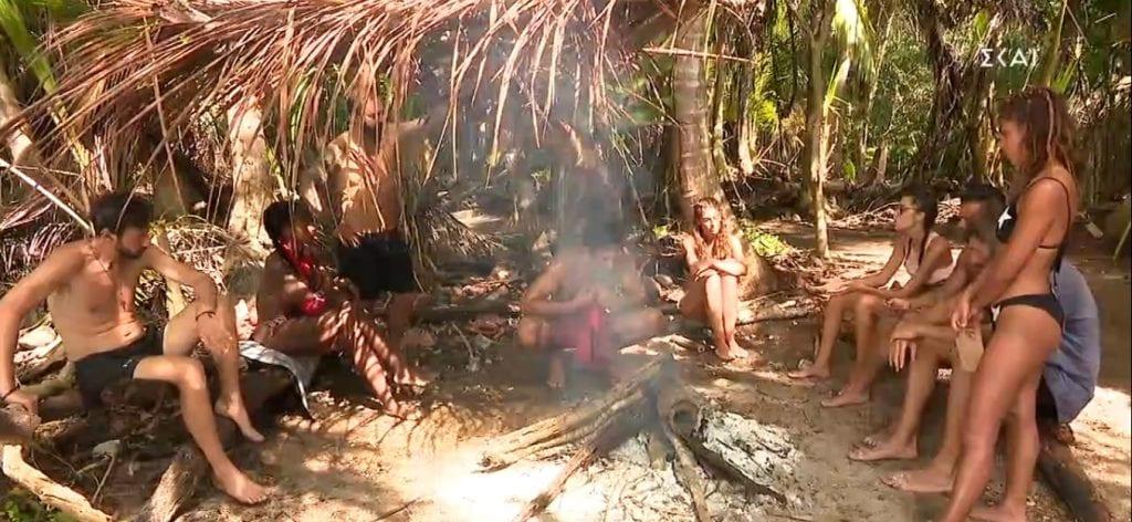 Survivor: Αποχώρησε η Κάτια Ταραμπάνκο χθες 17/1 - Ανταλλαγή παικτών