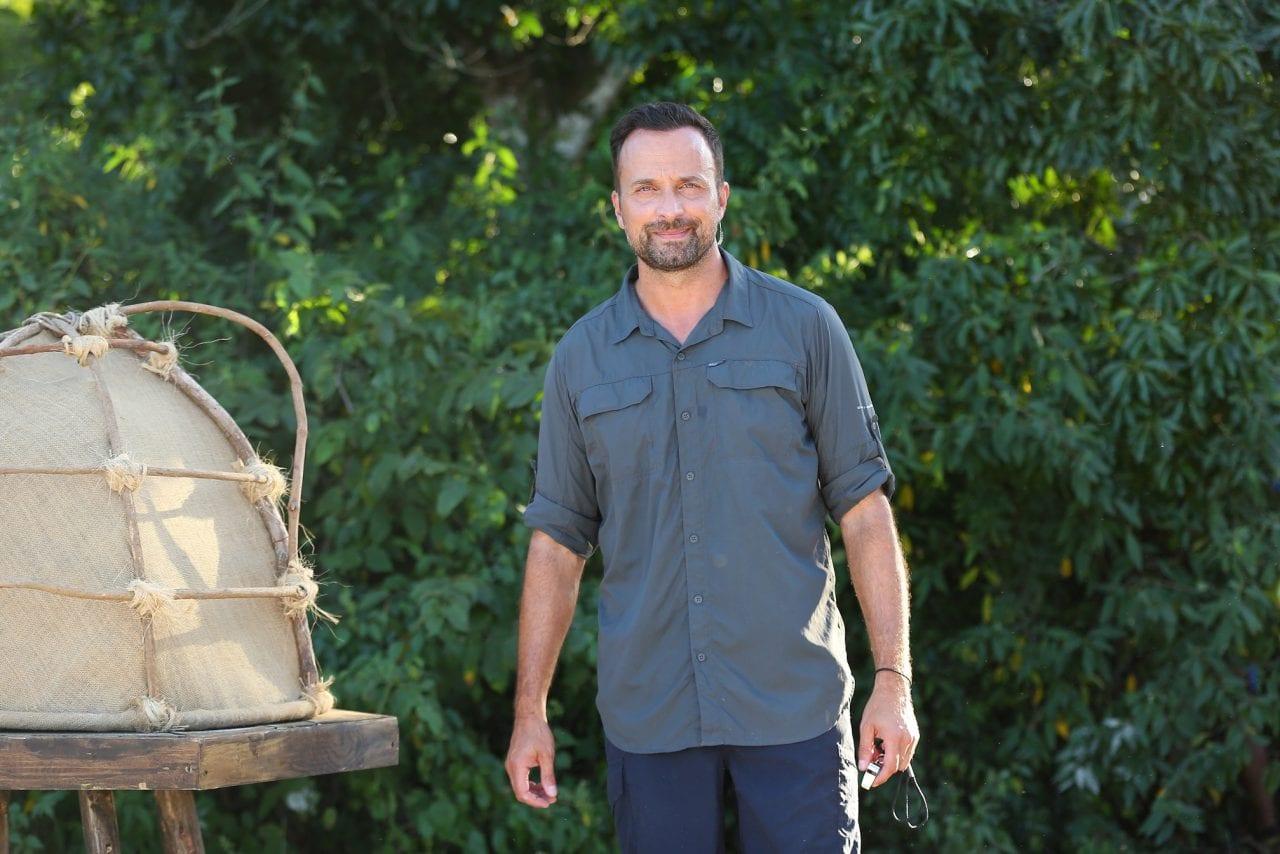 Ο Γιωργος Λιανός παρουσιαζει το Survivor που είχε πρώτη θέση στην τηλεθέαση Δείτε τα (νούμερα)