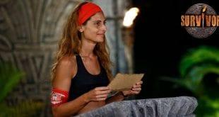Η Σαλαγκούδη που ψηφιστηκε η πιο δημοφιλής στο Survivor