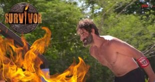 Εικόνα από το σημερινό αγώνισμα ασυλίας Survivor