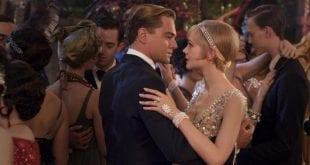 φωτογραφία από το great gatsby που χορεύουν οι πρωταγωνιστές