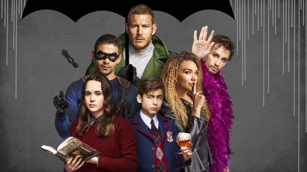 The Umbrella Academy στις καλύτερες σειρές επιστημονικής φαντασίας του Netflix
