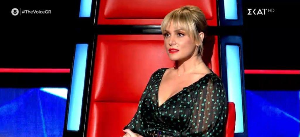 The Voice Έξαλλη η Ελεονώρα Ζουγανέλη - The Voice: Άστραψαν και βρόντηξαν οι κριτές χθες 8/1 - Όσα είδαμε