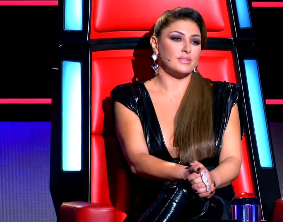 The Voice Έλενα Παπαρίζου - The Voice: Άστραψαν και βρόντηξαν οι κριτές χθες 8/1 - Όσα είδαμε