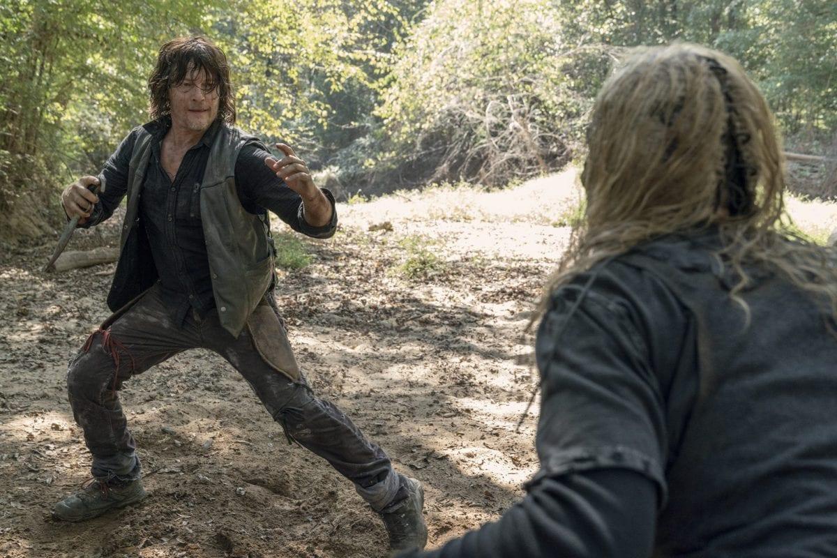Το Walking Dead μια από τις κορυφαίες σειρές του Netflix