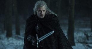 Σε εικόνα ο The Witcher