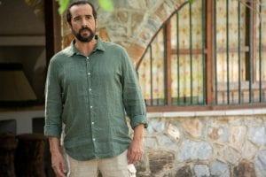 Έξαψη πρωταγωνιστής από σκηνή σε γυρίσματα στο Ναύπλιο