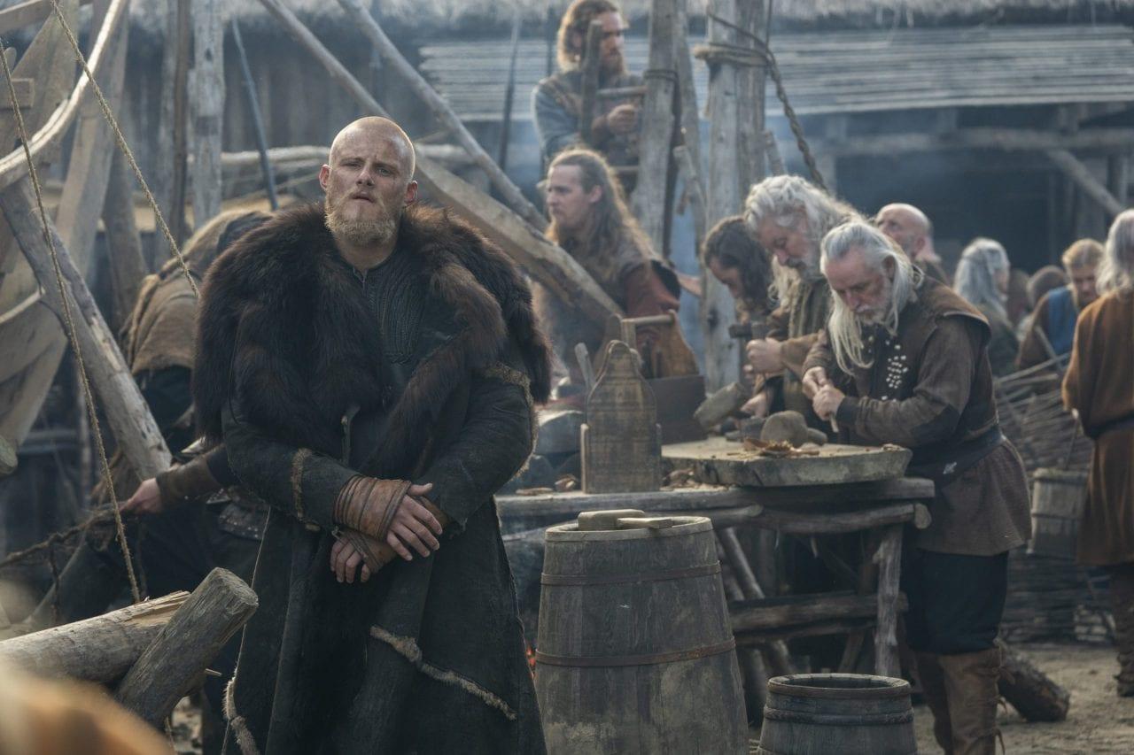 Vikings τα τελευταια 10 επεισόδια από τη σεζόν 6 στο netflix