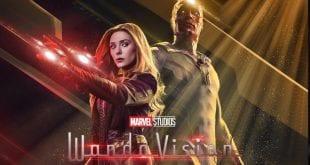 Εικόνα από τη σειρά marvel Wandavision που κάνει σύντομα πρεμιέρα