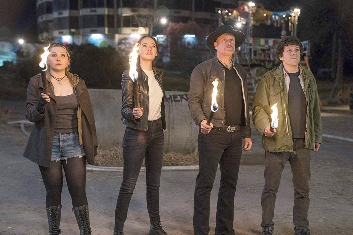 Το Zombieland μια από τις σειρές και ταινίες του Netflix με θεματολογία ζόμπι