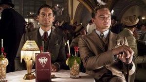 Εικόνα από την ταινία great gatsby με τον ντικάπριο