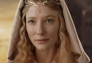 H Galadriel, ένα από τα Υψηλά Ξωτικά στο Lord of the Rings