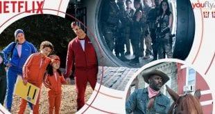 To Netflix ανακοίνωσε νέες ταινίες κάθε εβδομάδα