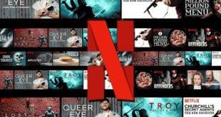 To Netflix νούμερο 2 στη λίστα με τα τηλεοπτικά δίκτυα για το 2020