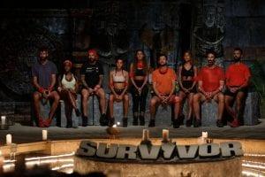 Εικόνα από το Survivor με τις νέες ομάδες