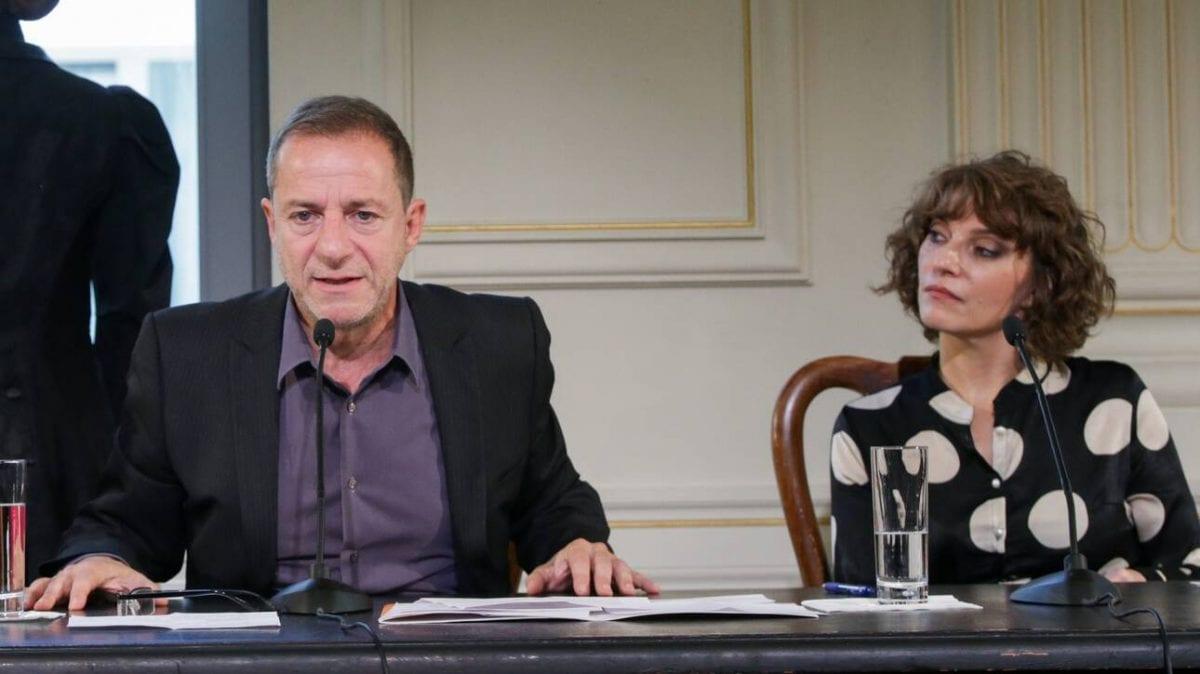 Έρις Κύργια: Η διάδοχος Λιγνάδη - Καλλιτεχνική Διευθύντρια στο Εθνικό