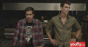 Ο Κωστής και ο Άρης στην κουζίνα στο Έρωτας με Διαφορά
