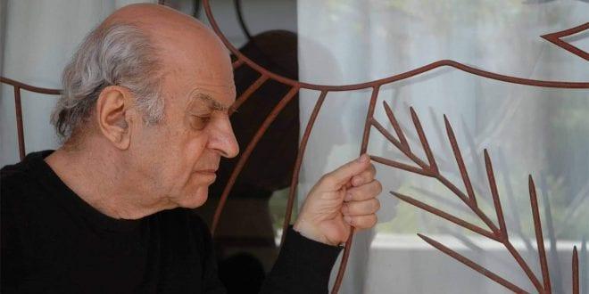τιμητική διάκριση ζωγράφο Αλέκο Φασιανό
