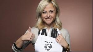 Η παίκτρια του Masterchef 5 Μαρία Φίλογλου