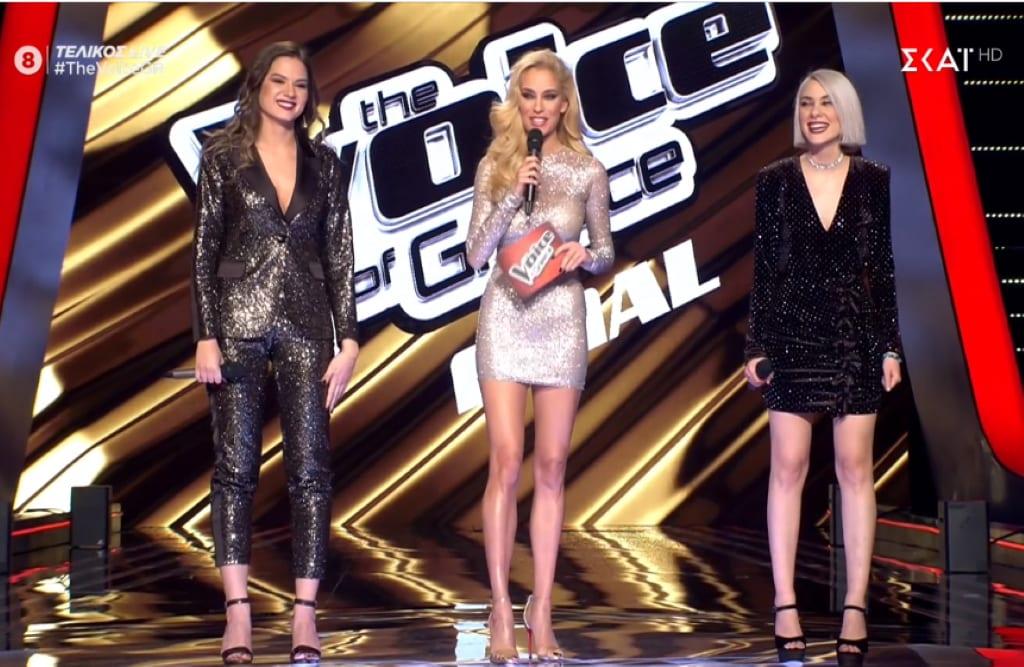 τα ποσοστά τηλεθέασης του τελικός The Voice ήταν αρκετα χαμηλά