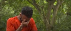 Ο Περικλής κλαίει για την Ανθή στο Survivor