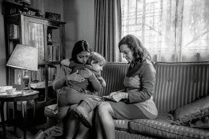 Σκηνή από το Ρόμα, μία από τις ταινίες για ψαγμένους στο Netflix
