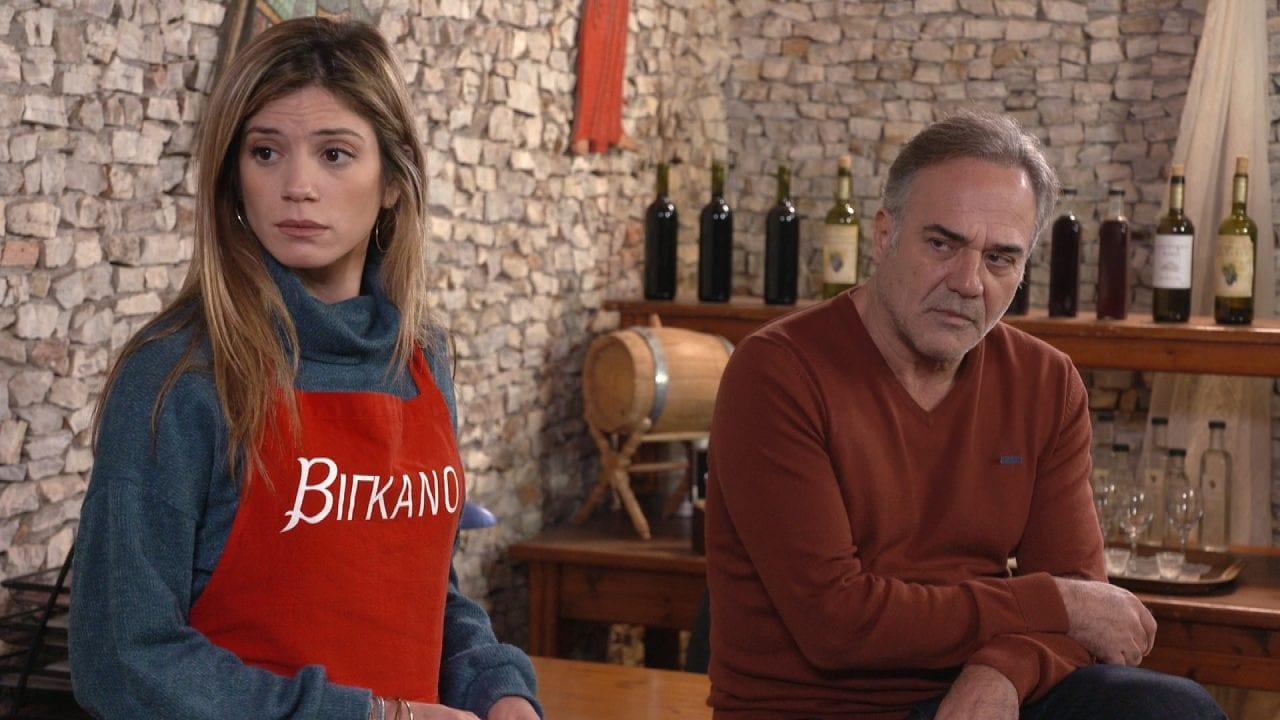 η Φιονα Γεωργιαδη και ο Πάυλος Ευαγγελοπουλος στο Έλα στη θέση μου στα επεισόδια 112-116