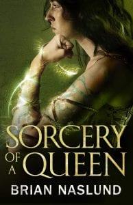 Εξώφυλλο από το Sorcery of a Queen