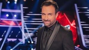 Ο Γιώργος λιανός στο The voice στην ελληνική τηλεόραση