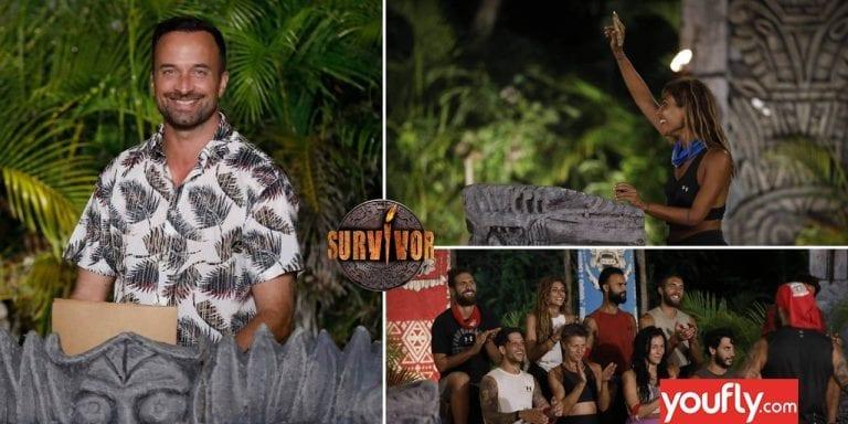Survivor: Ποια ομάδα κερδίζει σήμερα τον αγώνα επάθλου για φαγητό